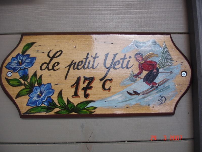 Le Petit Yeti | Appartementen in de Portes du Soleil | La Chapelle d'Abondance | Chatel